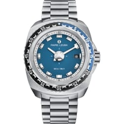 Favre-Leuba Raider Deep Blue 44 Divers Watch