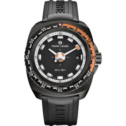 Favre-Leuba Raider Deep Blue 41 Divers Watch