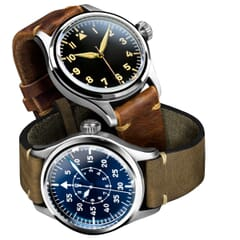 Geckota K-01 40mm ETA Pilot's watch