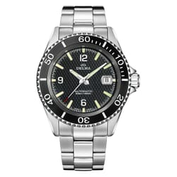 Delma Santiago 500M Swiss Made 2824 Automatic Divers Watch