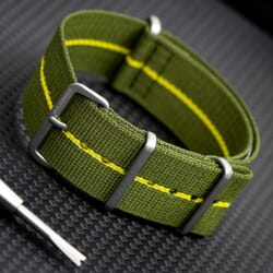ZULUDIVER Marine Nationale NATO Watch Strap