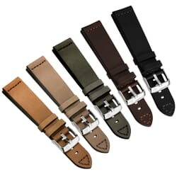 Bramante Handmade Genuine Leather Watch Strap