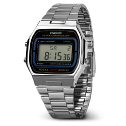 Casio Retro Digital Watch A164WA-1VES