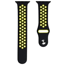Sport Silicone Rubber Watch Strap for Apple Watch