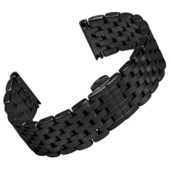 Super Engineer Watch Strap with Butterfly Clasp