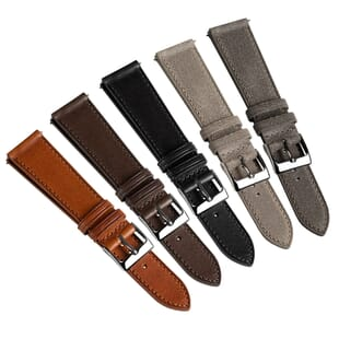 Painswick Watch Strap with Quick Release Spring Bars