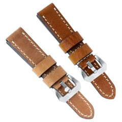 Kaizen R-17 Vintage Genuine Leather Watch Strap