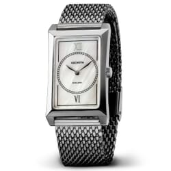 Geckota R-01 Rectangular Dress Watch
