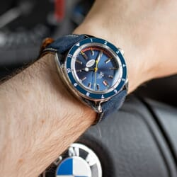 Geckota Racing C-03 Scott McKenna Limited Edition Watch