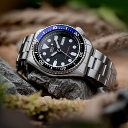 Classic Berwick Curved Ends for Seiko SKX