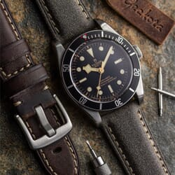 Spexhall Genuine Leather Watch Strap for SEIKO® and PANERAI®