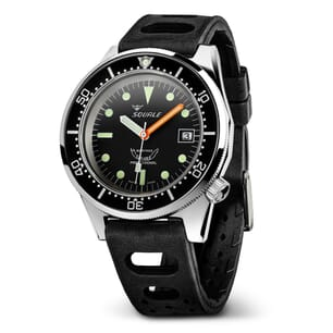 Squale 1521 026 Divers Watch with Polished Case