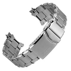Diver's Vintage Rivet Berwick Stainless Steel Watch Strap for SEIKO
