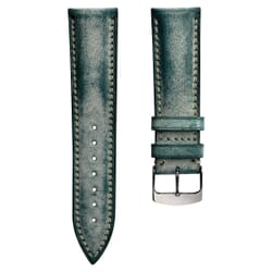Wax Aspen Vintage Italian Leather Watch Strap
