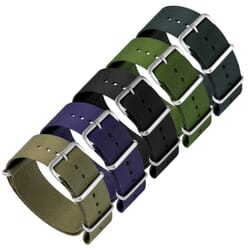 ZULUDIVER 141 Nylon NATO Watch Band