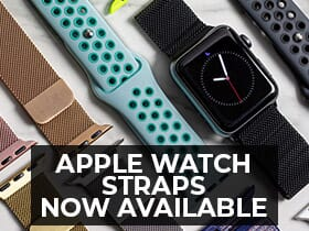 apple watch straps from watchgecko