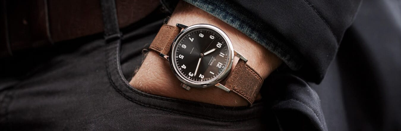 The Stowa Partitio Review - 100 Grey Dials Only!