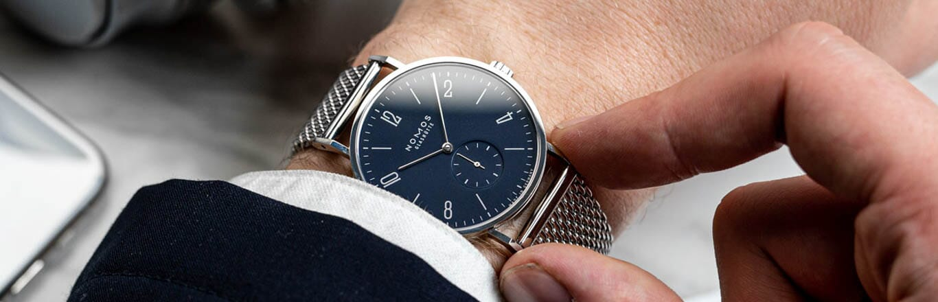 The NOMOS Tangente 167 Review - A New Blue Option Arrives...