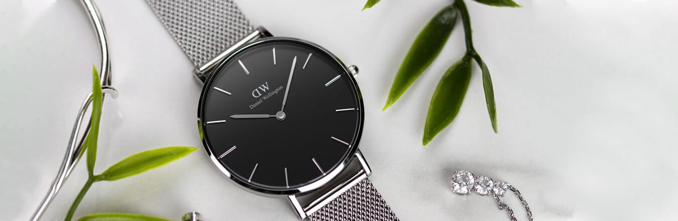 A look at one of the most popular fashion watches: Daniel Wellington