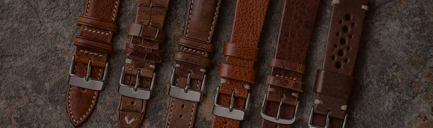 Where To Buy Leather Watch Straps