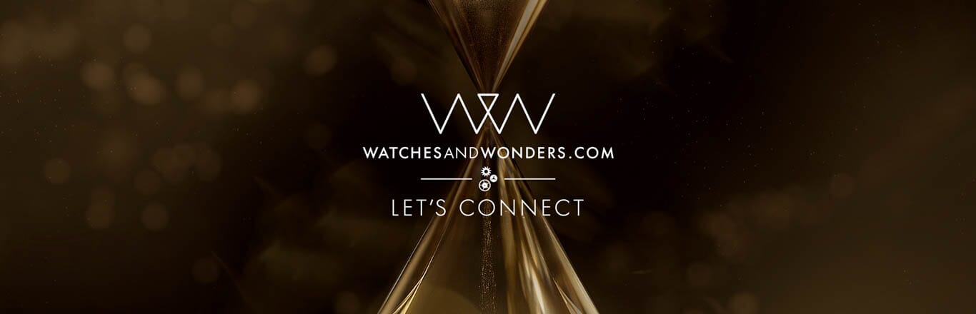 Watches and Wonders Geneva 2020 Goes Online!