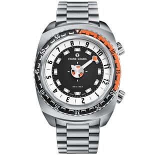 Favre-Leuba Raider Harpoon 42 Divers Watch
