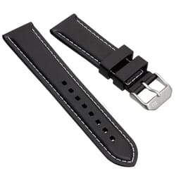 ZULUDIVER 325 Italian Rubber Watch Strap