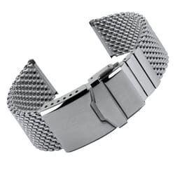 Gallox Milanese Mesh Stainless Steel Watch Strap