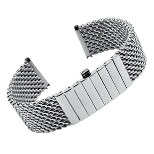 Horkstow Milanese Mesh Stainless Steel Watch Strap