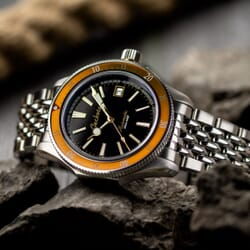 Geckota G-02 40mm Diver's Watch BoR Edition