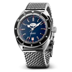 Geckota C-03 Blue Dial Racing Heroes Limited Edition Watch