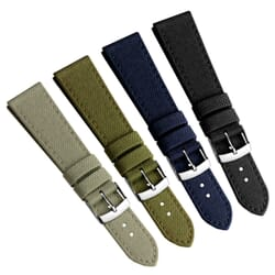 Cordura® Water-Repellent Watch Strap