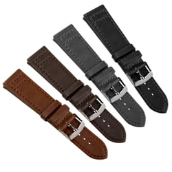 Ginepro Premium Vegan Eco-Leather Watch Strap