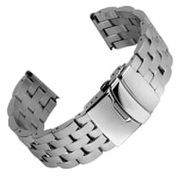 Collingham Solid Stainless Steel Watch Strap