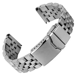 Shaldon Premium Solid Stainless Steel Watch Strap
