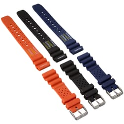 ZULUDIVER PU NDL Type Diver's Watch Strap