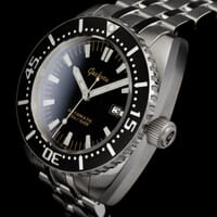Geckota K-03 SII NH35 Automatic Diver's Watch