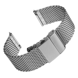 Merriott Quick-Release Milanese Mesh Stainless Steel Watch Strap