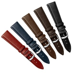 Gelso Vegan Premium Eco-Leather Watch Strap