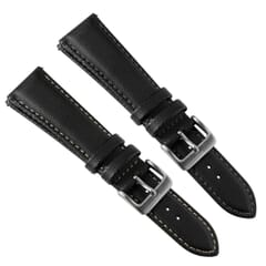 ZULUDIVER Quick Release Sailcloth Padded Divers Watch Strap