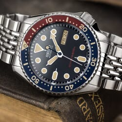 Seiko SKX Curved Ends for Beads of Rice