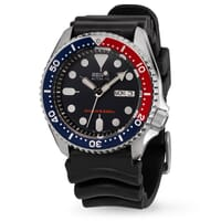Seiko Japan Automatic SKX Diver's Watch K Model