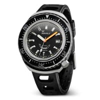 Squale 2002 Divers Watch with Polished Case