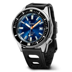 SQUALE MATIC Swiss Made Divers Watch with Polished Case