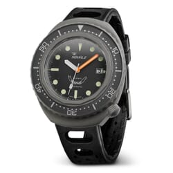 Squale 2002 Divers Watch with Blasted Case