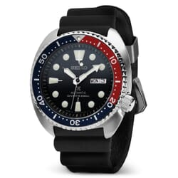 Seiko Japan SRP Turtle Automatic Diver's Watch