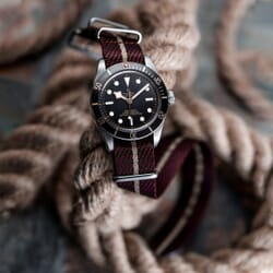 Veryan NATO Watch Strap By Zuludiver