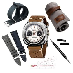 Geckota C-01 Gen 2 Racing Watch Gift Set
