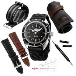 Geckota C-03 Racing Automatic Watch Gift Set
