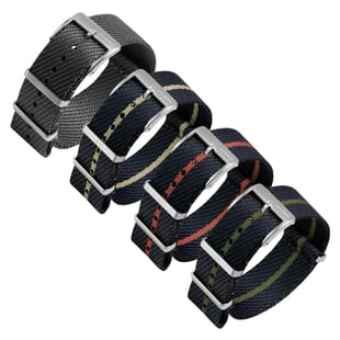 Sennen NATO Watch Strap By ZULUDIVER